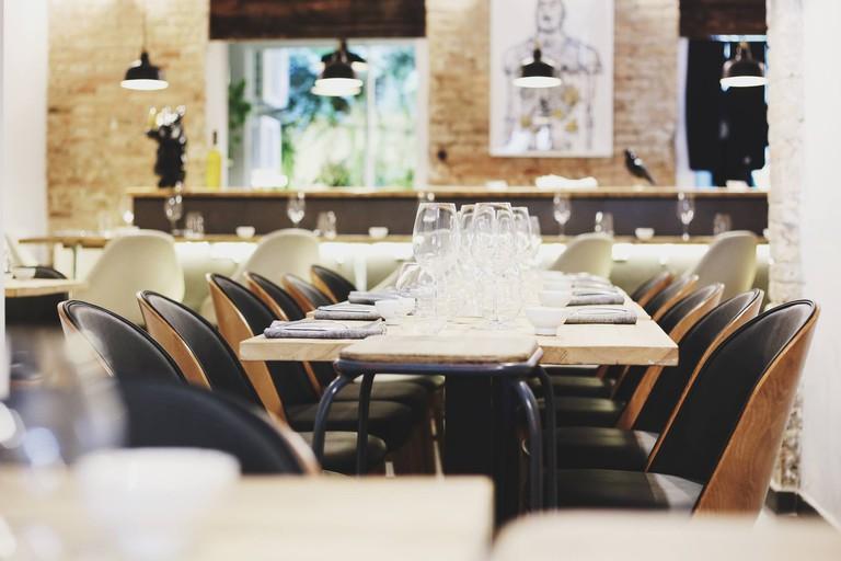 Restaurante Mano Rota, Barcelona