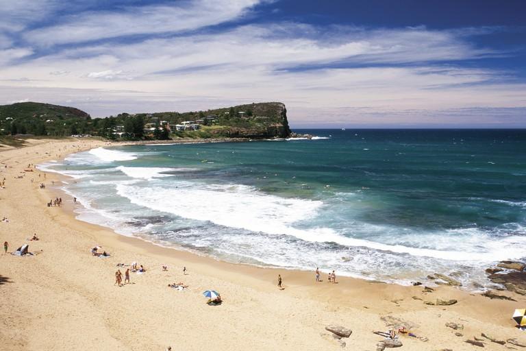 Avalon Beach, Northern Beaches, NSW | Courtesy of Tourism Australia ©Brett Parkes