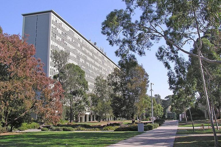 Clayton, Monash University