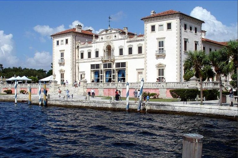 Villa Vizcaya, one of Miami's most historic landmarks