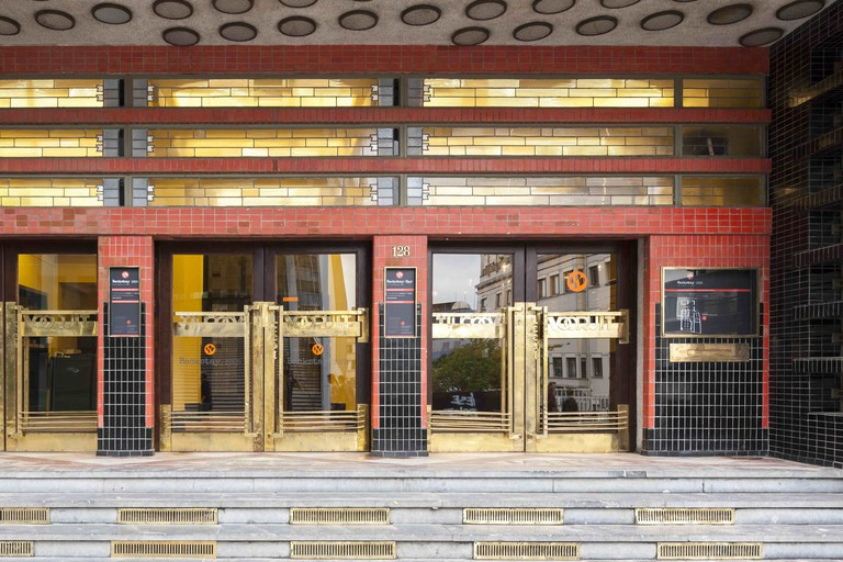 Backstay Hostel is a happy neighbor of Ghent's famed concert hub, De Vooruit