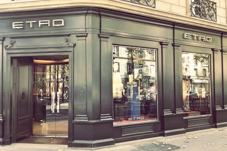 Etro store Saint-German