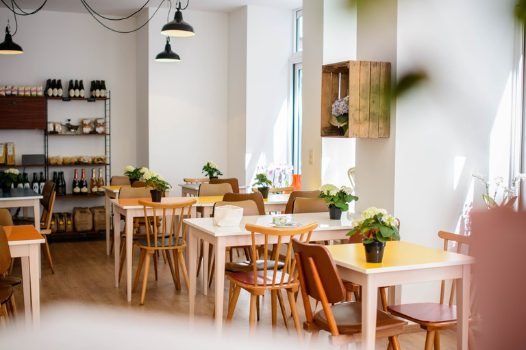 If you like what your tastebuds have been treated to at Ma Ferme en Ville, the eatery also has a shop where you can take home all the ingredients and try the dish yourself