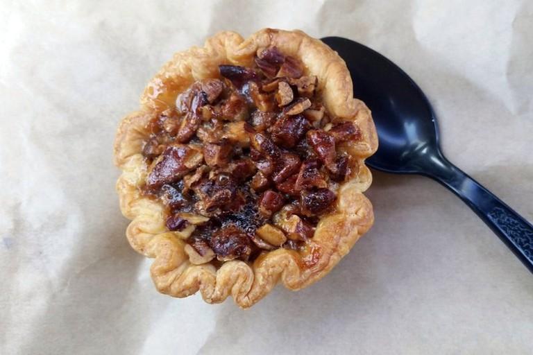 Tiny Pies, Pecan Pie