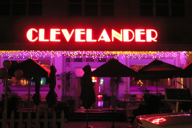 Clevelander Hotel, South Beach