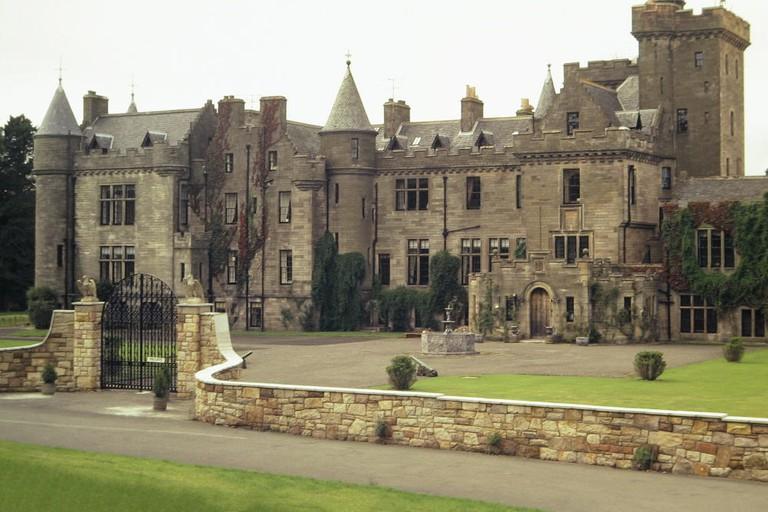 Glena Castle | JaneArt/WikiCommons