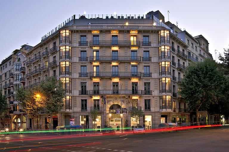 Axel Barcelona |© Axelhotels