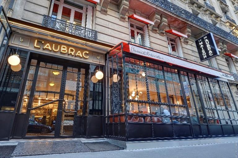 Exterior of La Maison de l'Aubrac