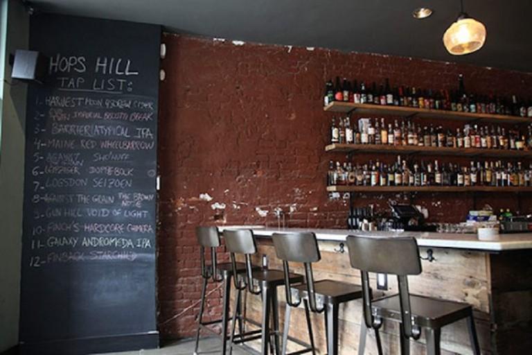 Hops Hill, New York