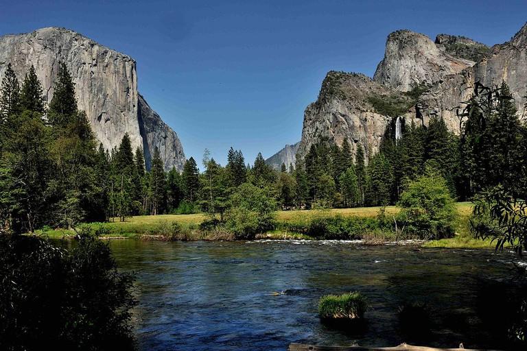 Yosemite National Park © GuyFrancis/Wikipedia
