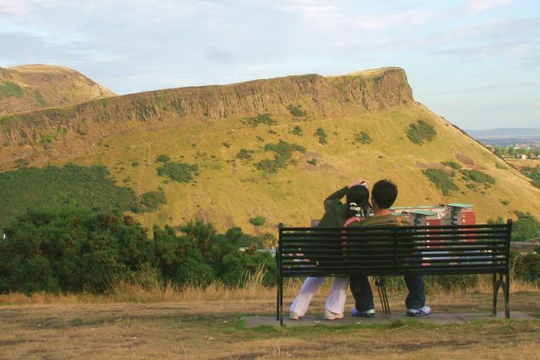 Arthur's Seat   Courtesy Of This Is Edinburgh
