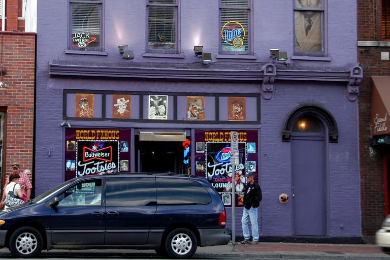 Tootsie's Orchid Lounge, Nashville