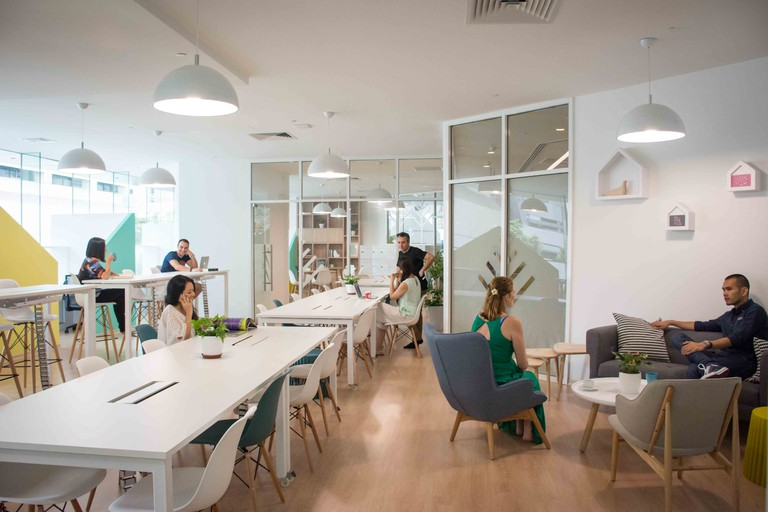 Trehaus Co-Work, Singapore