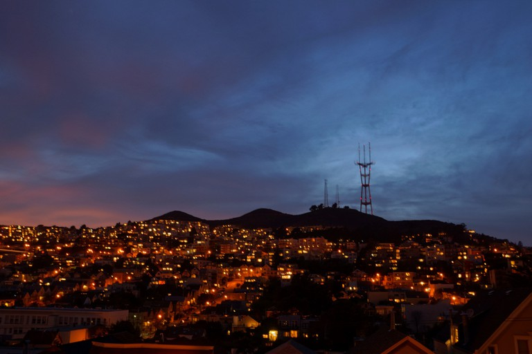 Sutro Tower © trophygeek/Flickr