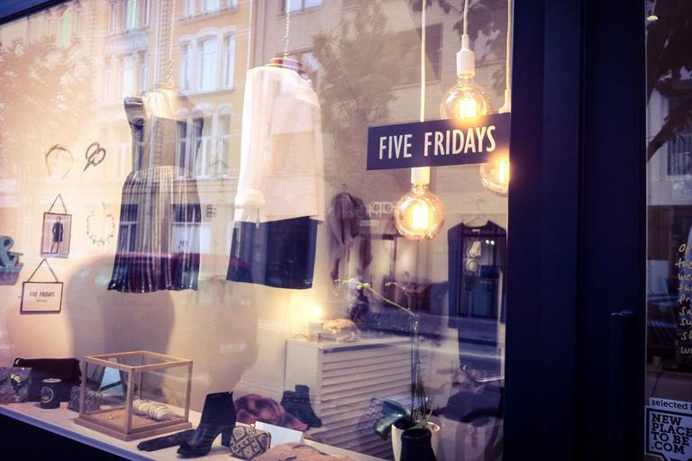 Five Fridays