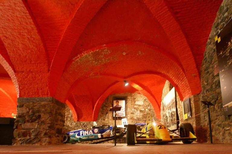 Musée de Circuit du Spa-Francorchamps