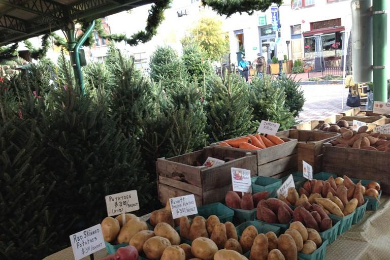 Eastern Market Farmers Market