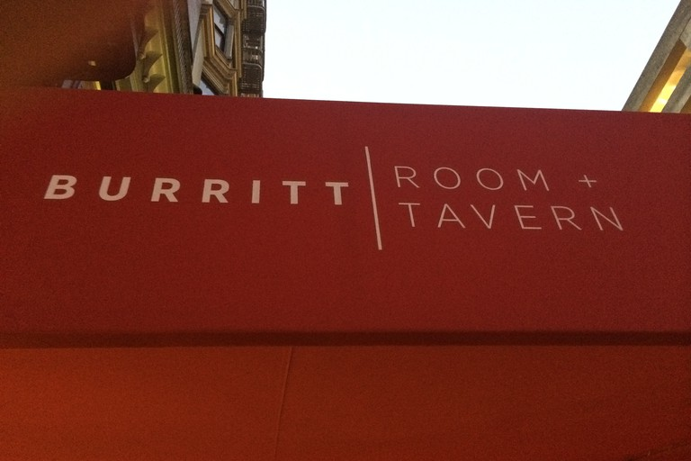 Burritt Room + Tavern