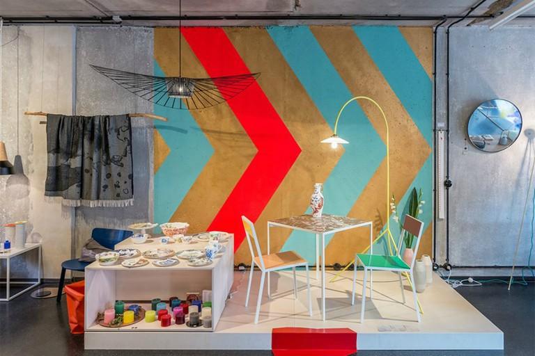 The Amazing Crocodile Design Store, Berlin