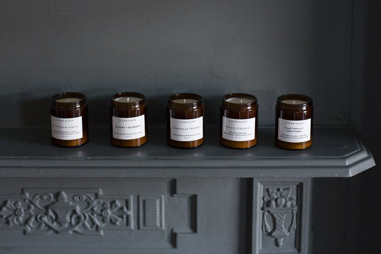 Clean Slate Candles, available from Scout Dublin