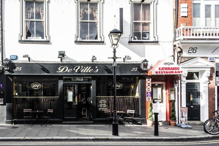 DeVille's, Dalkey
