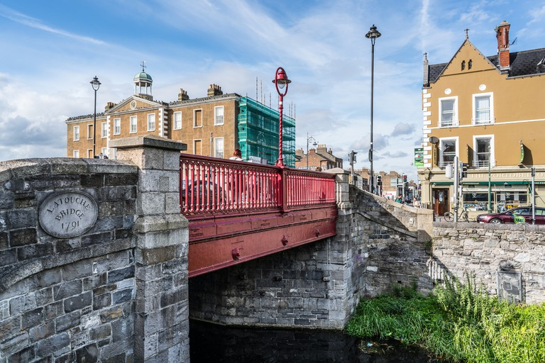 La Touche Bridge, Portobello