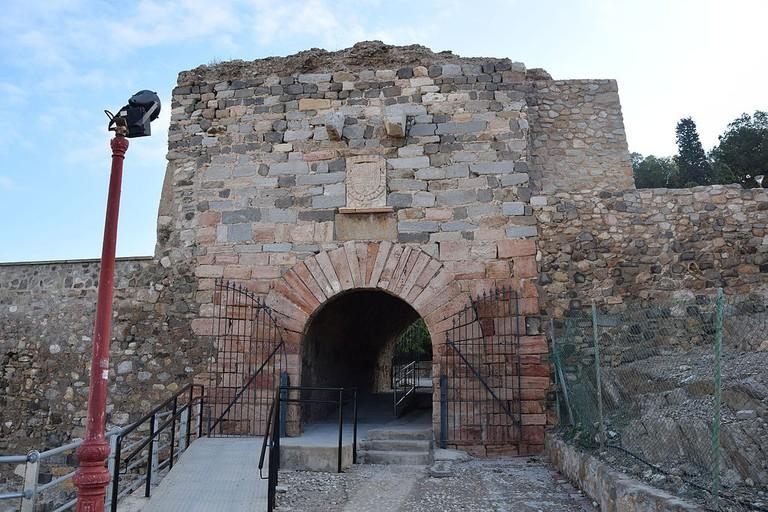 Castillo de la Concepción, Cartagena