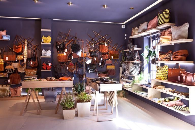 Missibaba shop interior