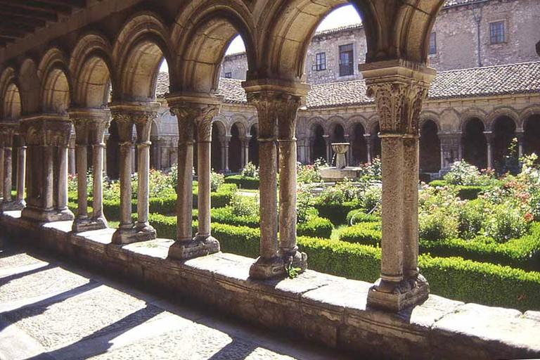 Monasterio de las Huelgas, Burgos, Spain