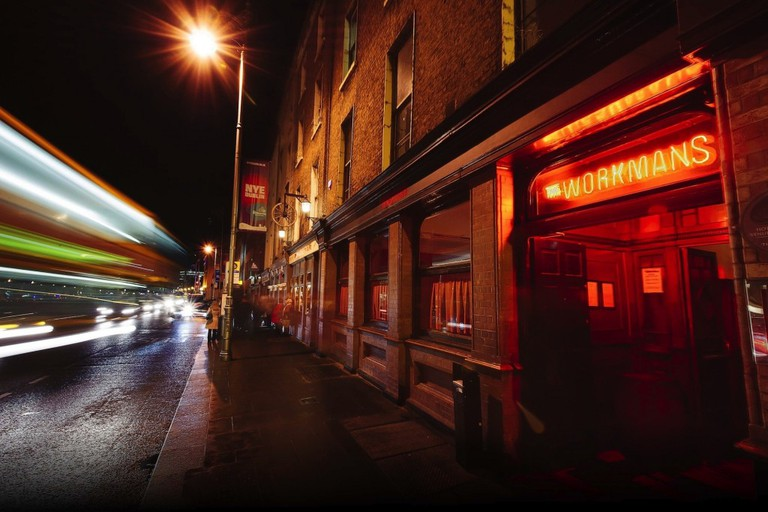 The Workman's Club, Dublin