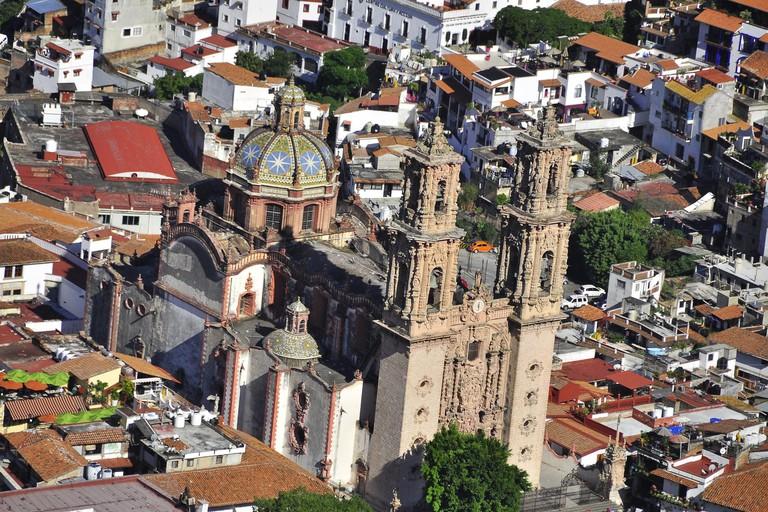 Santa Prisca de Taxco, Taxco