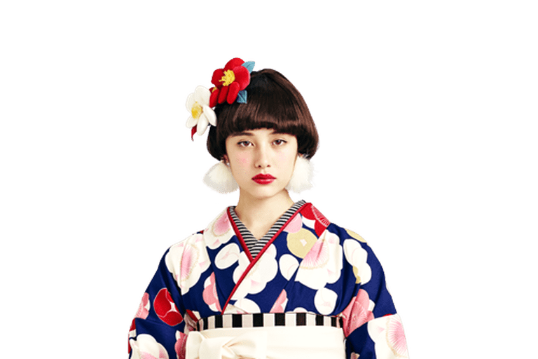 Yukata from Furifu | © Furifu