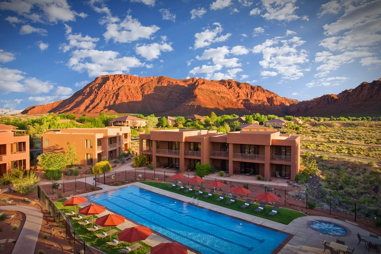 Red Mountain Spa villas