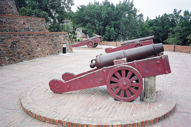 Anping Cannons