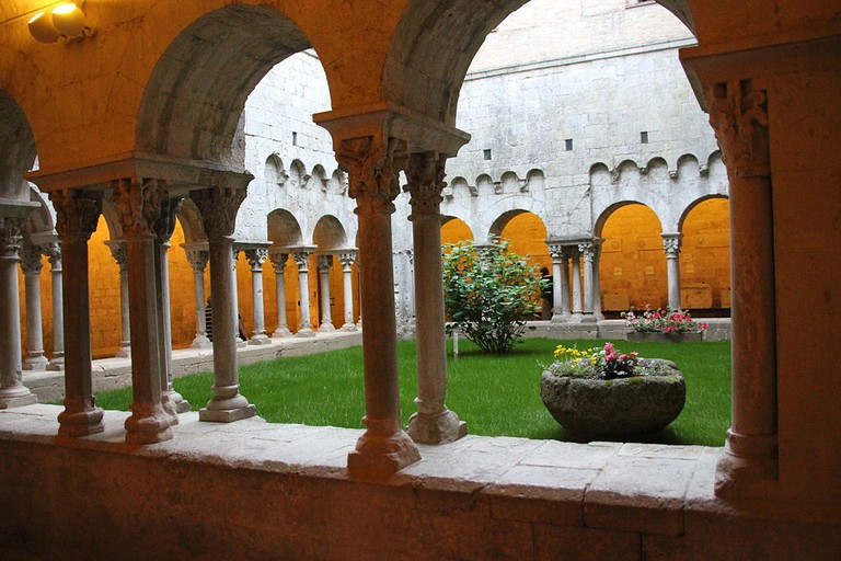 Cloisters of Sant Pere Galligants monastery, Girona