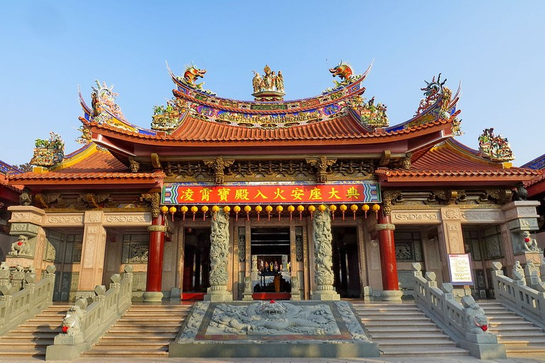 Jade Emperor Shrine of the Nankunshen Temple, Taiwan