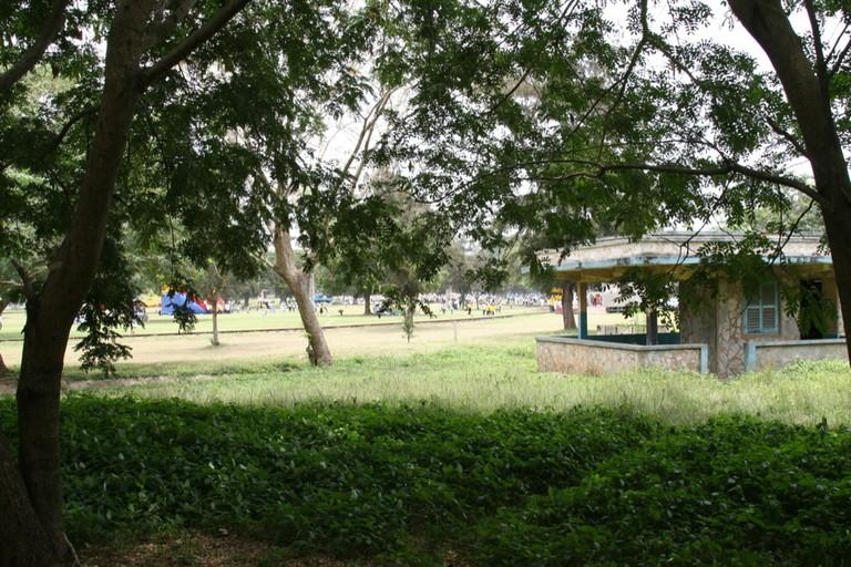 Efua Sutherland Children's Park