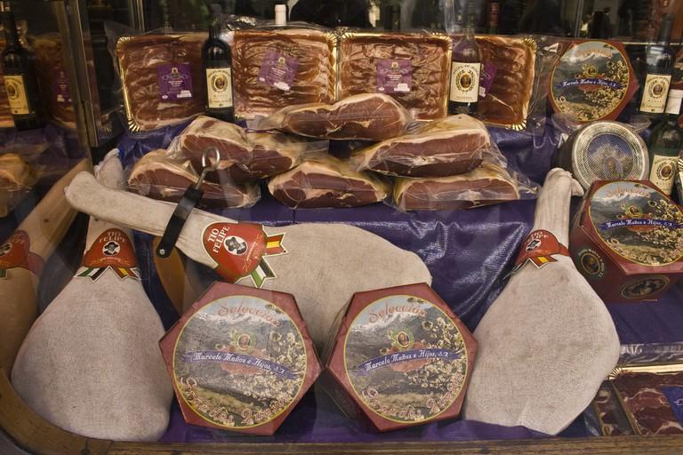 Get your Spanish ham fix