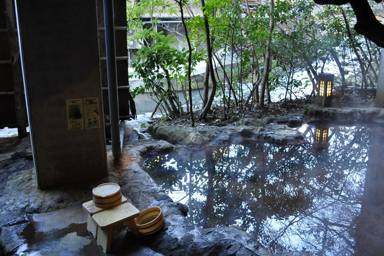 Kurokawa Onsen, Kyushu |©David McKelvey / Flickr