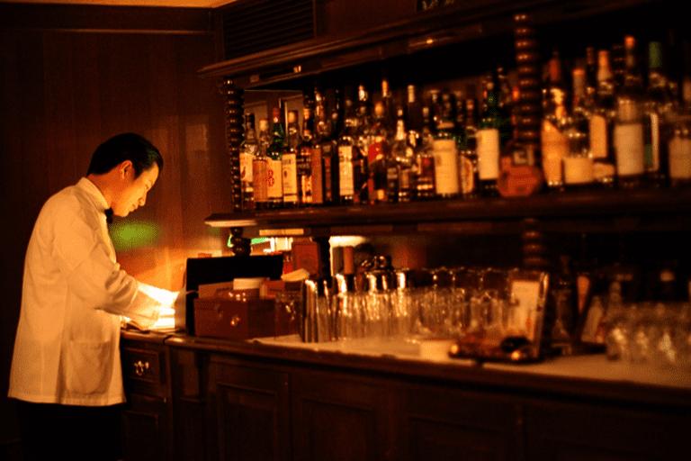 Samboa Bar, Taitō-ku