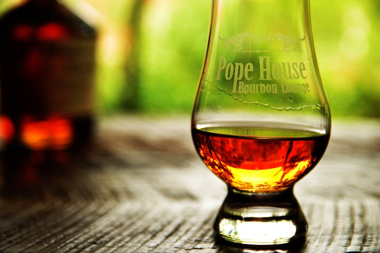 Pope House Bourbon Lounge