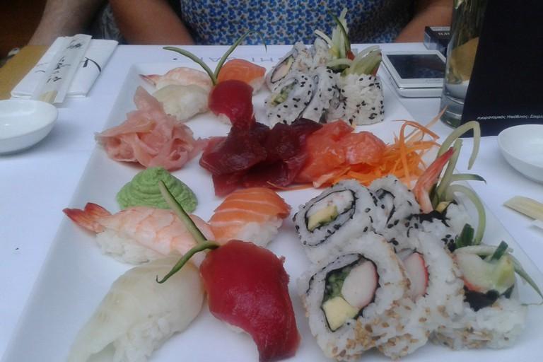 Koi Sushi Bar, Athina