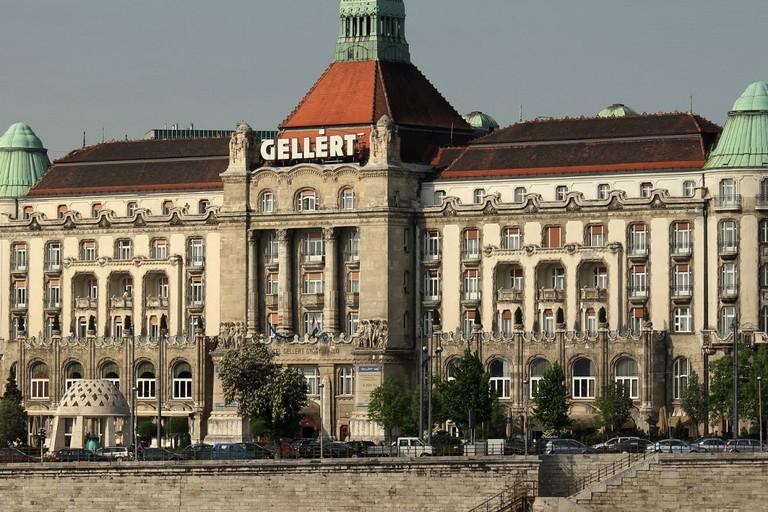 Danubius Gellert Hotel Budapest