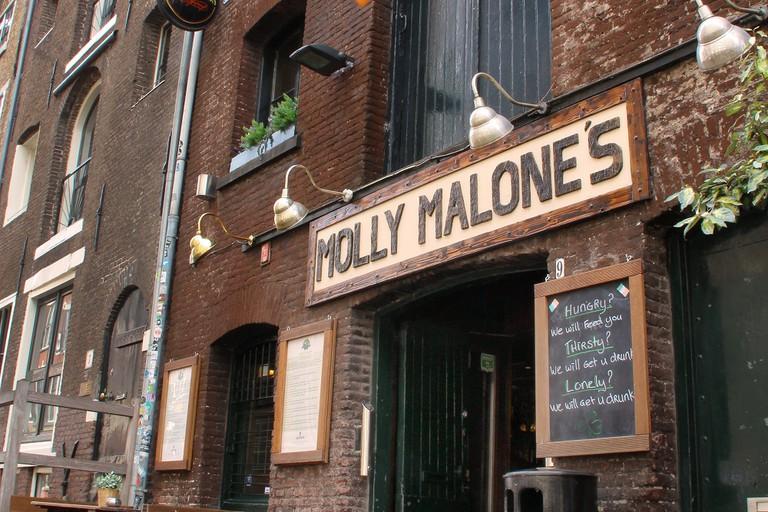 Molly Malone's Irish Pub, Amsterdam