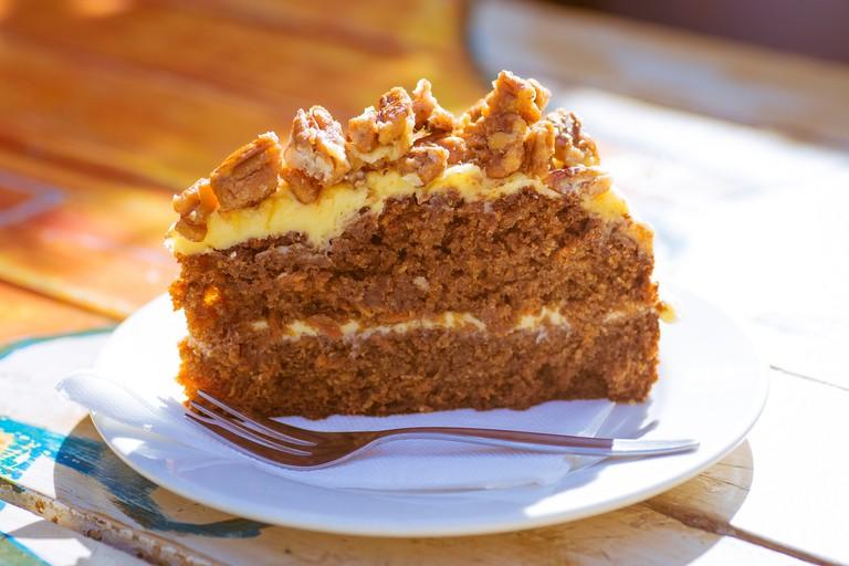Carrot Cake from Fidels