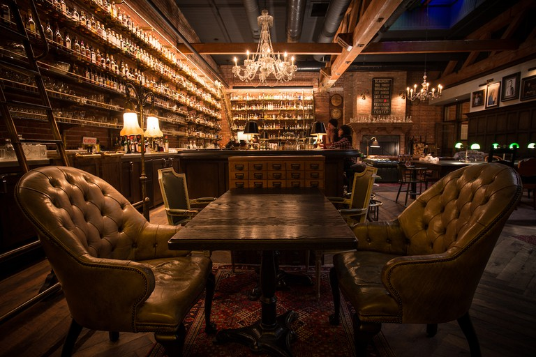 Multnomah Whiskey Library