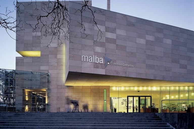 The Museo de Arte Latinoamericana de Buenos Aires