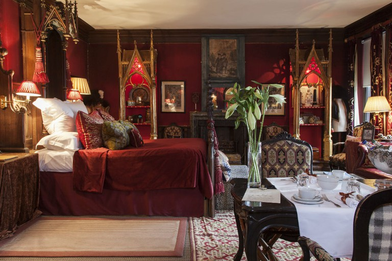 Old Rectory At The Witchery | Courtesy Of The Witchery