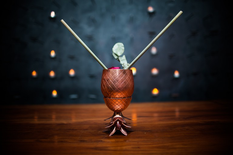 Craft cocktail