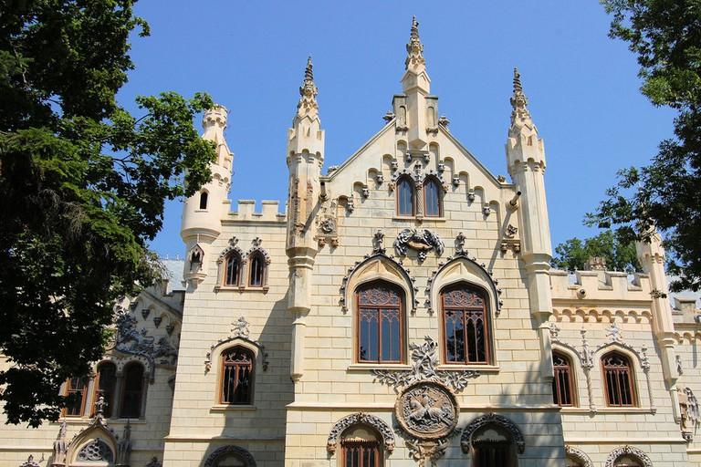 Miclăușeni Castle